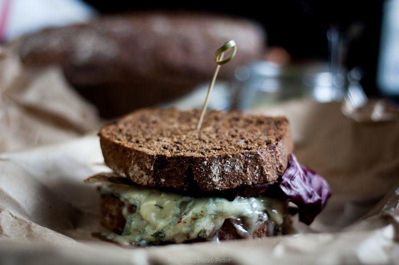 Gorgonzolasandwich